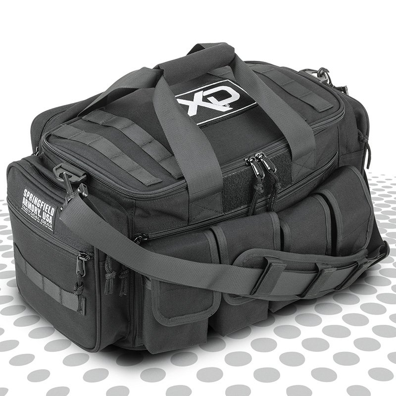 Multi Purpose Range Bag Xd Gear 174 Blk