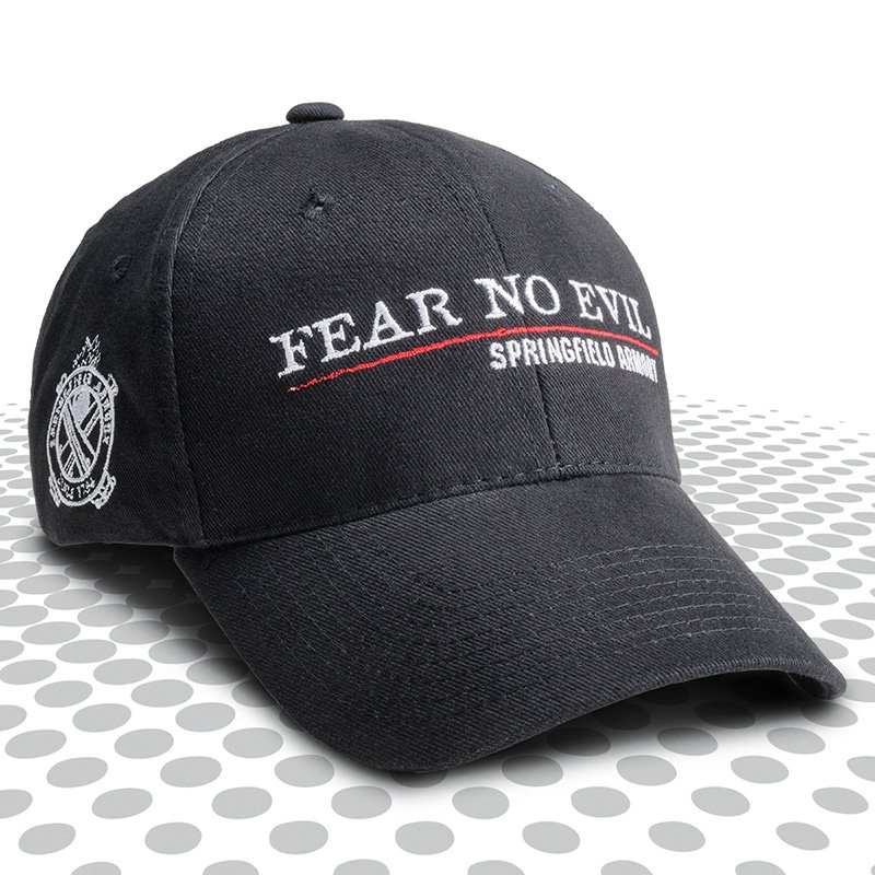 Fear No Evil Black Cap