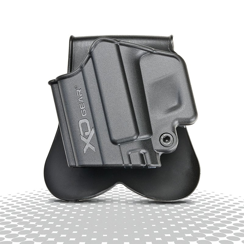 Xd Gear 174 One Piece Left Handed Paddle Holster