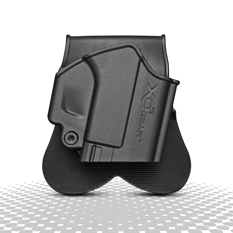 Xd S Gear Paddle Holster 9mm 45 Acp