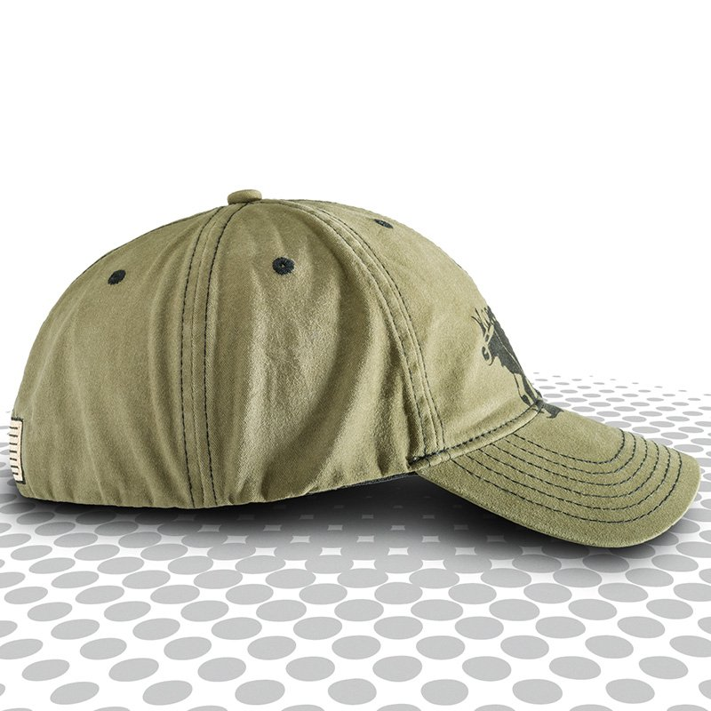 Springfield Shooter Fitted Cap